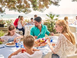 Déjeunez en famille au Fish Market