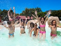 Vos enfants profiteront de la piscine