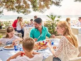 Déjeunez en famille