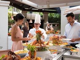 Le restaurant Cavalieri