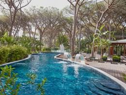 La Pineta Pool, au coeur de la nature