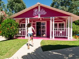 L'incroyable maison de Barbie