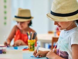 Activités ludiques et créatives pour les petits au Four Seasons
