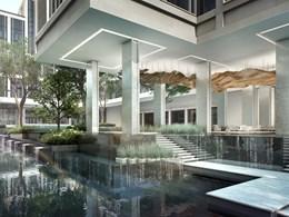 Des intérieurs luxueux et contemporains