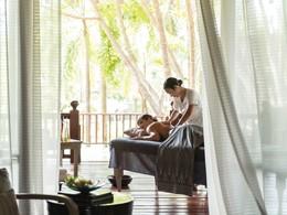 Le spa de l'hôtel 5 étoiles Four Seasons Langkrawi