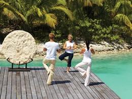 Remise en forme au Four Seasons Resort Bora Bora