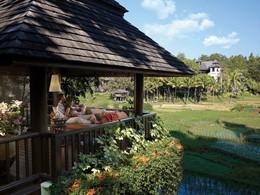 Garden Pavilion de l'hôtel Four Seasons à Chiang Mai