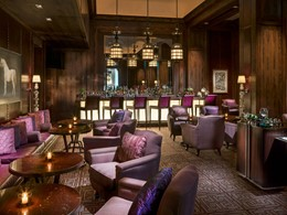 Le bar Hendricks du Four Seasons at Jumairah Beach