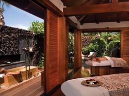 Instant de bien-être au spa du Four Seasons Hualalai
