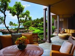 Ocean View Deluxe Room du Four Seasons Hualalai