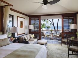 Prime Ocean-View Room du Four Seasons Hualalai