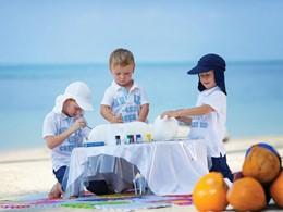 Les enfants auront droit à de nombreuses activités au Four Seasons