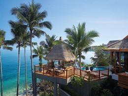 Two Bedrooms Residence Pool Villa du Four Seasons Koh Samui