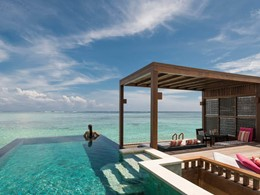 Sunrise Water Villa with Pool