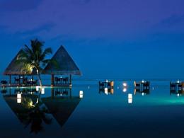 Restaurant Kandu Grill du Four Seasons Maldives