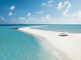 Plage du Four Seasons Maldives at Landaa Giraavaru