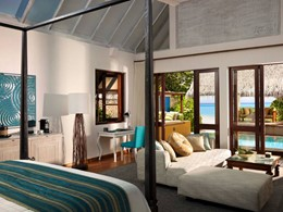 Beach Bungalow with Pool du Four Seasons Maldives
