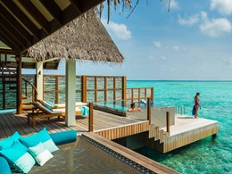 Sunrise Water Villa with Pool du Four Seasons