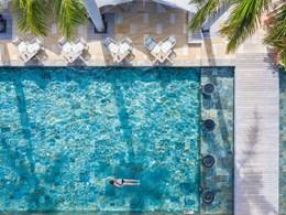 Profitez de la piscine