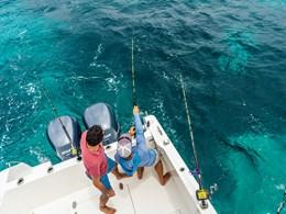 Profitez d'une séance de pêche