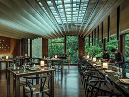 Le restaurant japonais KOI du Four Seasons aux Seychelles