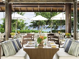 Le restaurant Kennel du Four Seasons aux Seychelles