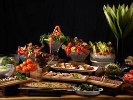 Une sélection des meilleures viandes et fruits de mer au Four Seasons