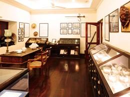 Le musée de l'hôtel Fregate Island aux Seychelles
