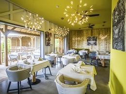 Cuisine aux influences caribéennes au restaurant du French Coco