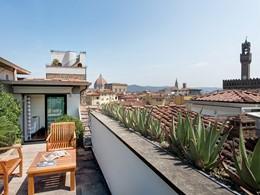 Le Gallery Hotel Art est situé dans le coeur historique de Florence
