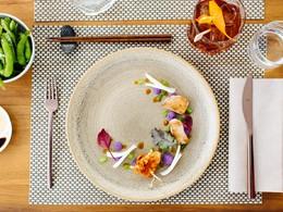 Cuisine aux saveurs variées au restaurant Fusion du Gallery Hotel Art
