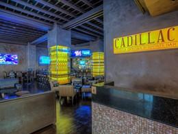 Délicieuses spécialités mexicaines au restaurant Cadillac du Golden Nugget