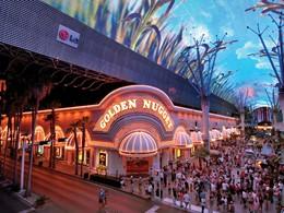 Le Golden Nugget vous donnera l'impression de séjourner dans le Vegas des années 1960