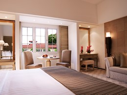 Deluxe Room du Goodwood Park Hotel à Singapour