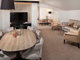 One Bedroom Master Suite du Gran Meliá Palacio de los Duques