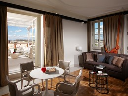 Redlevel Grand Suite 360º Rome View du Gran Melia Villa Agrippina
