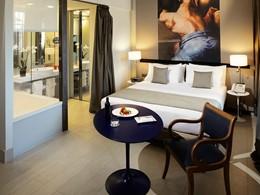 Loft Suite Redlevel Room du Gran Melia Villa Agrippina