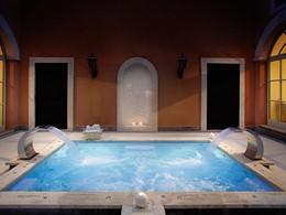 Détente et bien-être au spa du Gran Melia Villa Agrippina
