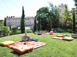 Le coin enfants du Gran Melia Villa Agrippina en Italie