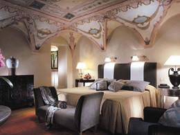 Suite Stendhal du Grand Hotel de la Minerve à Rome