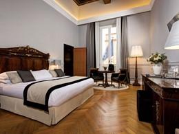 Suite Melville du Grand Hotel de la Minerve à Rome