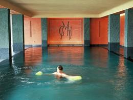 La piscine interieure