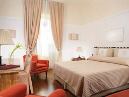 Classic Room du Grand Hotel Minerva à Florence