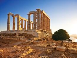 Partez à la découverte du temple de Poséidon