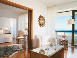 Palace Luxury Suite Panoramic Sea View