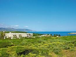 Autre vue de l'hôtel Meli Palace à Crète