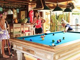 Le Green Lodge vous permettra de partager des moments privilégiés entre amis