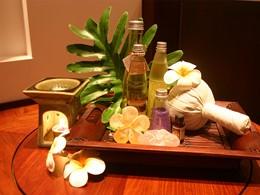 Le spa de l'hôtel 4 étoiles Green Park Boutique au Laos