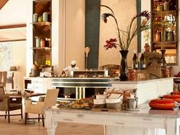 Saveurs internationales au restaurant Vasco's