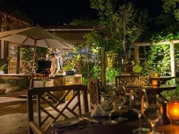 Restaurant Eden du H Resort Beau Vallon Beach